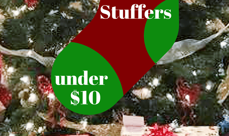 70 gifts under $10 – Stocking Stuffers / Holiday gifts